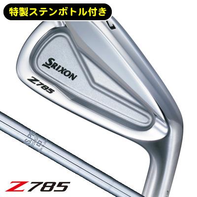 《今日だす》スリクソン Z785 NS-PRO950GH(DST) アイアン (6本セット) 【購入特典 スリクソン特製ステンレスボトル付き】
