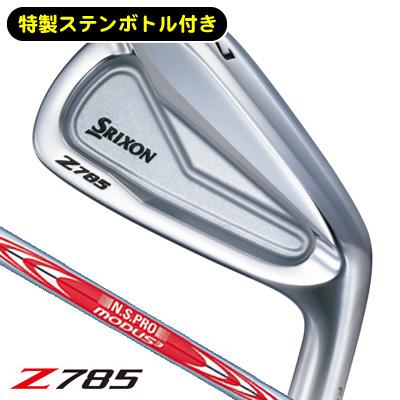 《今日だす》スリクソン Z785 NS-PRO モーダス3 TOUR120(DST) アイアン (6本セット) 【購入特典 スリクソン特製ステンレスボトル付き】