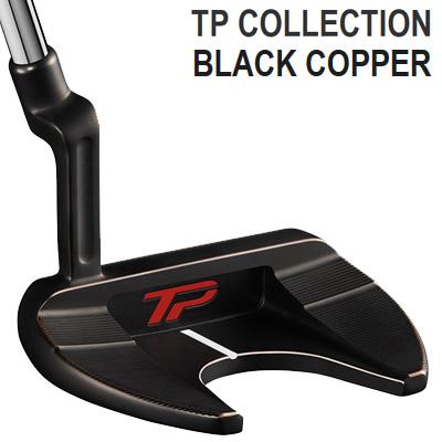 《今日だす》テーラーメイド 2018 TPコレクション ブラックカッパー ARDMORE3L(アードモア3L) パター (ラムキングリップ装着モデル)