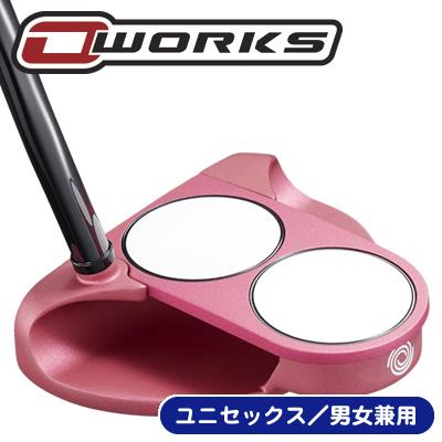 《今日だす》オデッセイ O-WORKS(オー・ワークス) ピンク 2ボール パター (数量限定モデル)