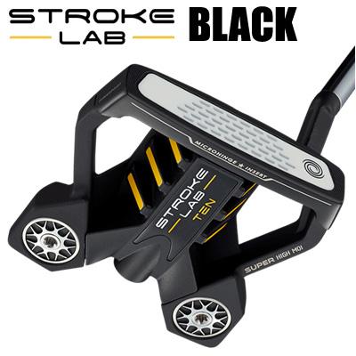 ODYSSEY 2019 STROKE LAB BLACK TEN S 卓出 PUTTER 新品 ブラック テン TEN S ストロークラボ 2019 激安格安割引情報満載 パター 日本正規品 《今日だす》オデッセイ
