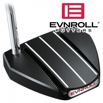 《今日だす》イーブンロール ER6 アイロール ブラック パター (ノンテーパーグリップ装着モデル)