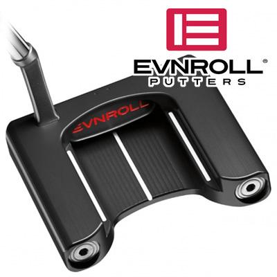 《今日だす》イーブンロール ER9.2 フルマレット パター (ノンテーパーグリップ装着モデル)