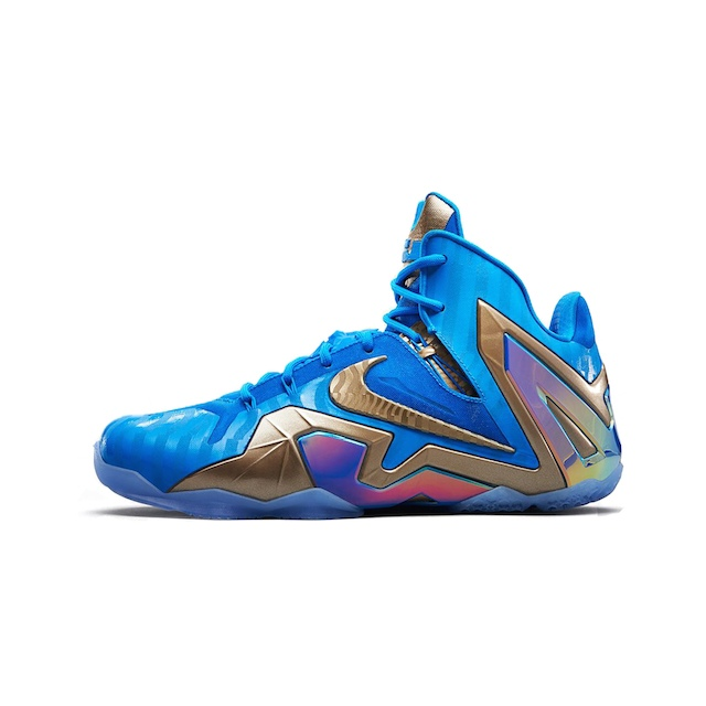 0ec7629ef062 Nike for the NIKE Nike LEBRON Revlon XI 11 ELITE elite BLUE HERO MAISON Nike  DU PACK 3M BLUE men man