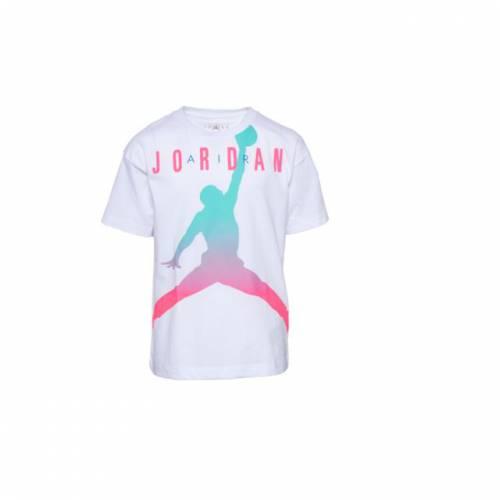 贈答品 スポーツブランド カジュアル ファッション tシャツ 贈与 半袖 ナイキ ジョーダン WHITE Tシャツ 白色 TSHIRT ホワイト JORDAN FADEAWAY