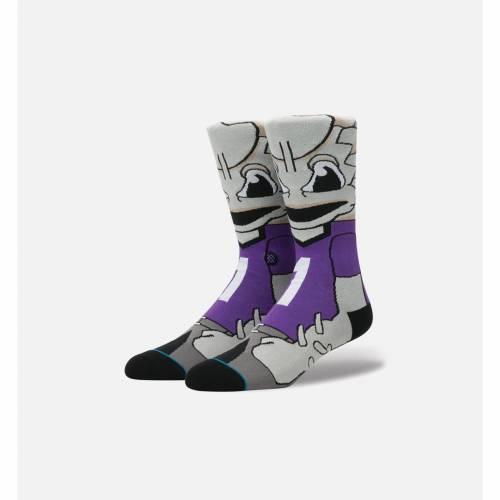 ファッションブランド 絶品 カジュアル ファッション まとめ買い特価 スタンス STANCE テキサスクリスチャン 靴下 紫 パープル PURPLE メンズ 下着 SUPER TCU FROG SOCKS インナー レッグ ナイトウエア 下