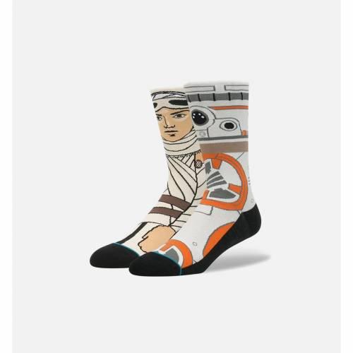 ファッションブランド カジュアル ファッション スタンス STANCE 靴下 スターウォーズ MEN'S THE SOCKS インナー TAN 特価キャンペーン メンズ 下 レッグ 下着 RESI 一部予約 ナイトウエア