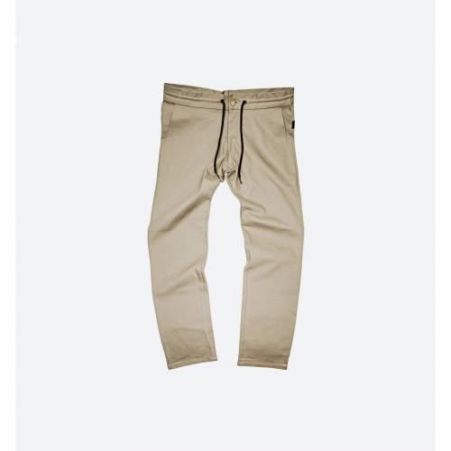 ファッションブランド カジュアル ファッション パンツ NICE 特別セール品 !超美品再入荷品質至上! KICKS PREMIUM プレミアム DRAWSTRING PANT SLIM TAN スリム メンズ MASON