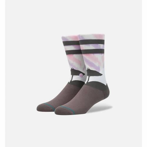 ファッションブランド カジュアル ファッション スタンス STANCE 靴下 灰色 グレー スターウォーズ MEN'S SOCKS ストア GREY メンズ 下 ナイトウエア SPIN BE レッグ インナー 下着 舗