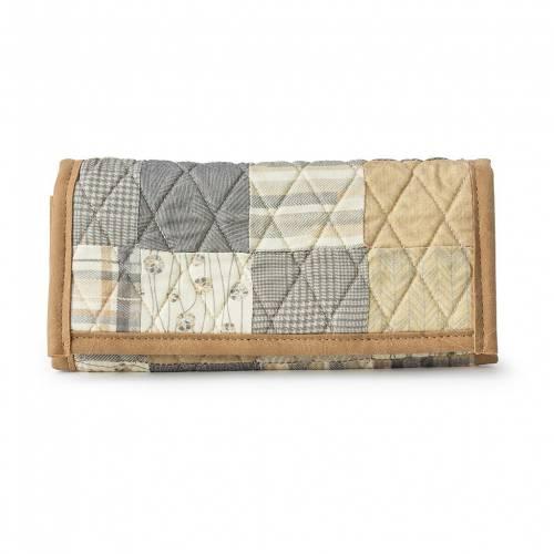 ファッションブランド モデル着用&注目アイテム カジュアル ファッション アクセサリー 実物 DONNA SHARP MARGO ケース BISCOTTI バッグ 財布 WALLET