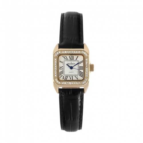 訳あり商品 PEUGEOT レザー ブラック ウォッチ 時計 黒色 BLACK ブラック レザー【 WATCH PEUGEOT CRYSTAL LEATHER BLACK】 腕時計 レディース腕時計, サマニグン:d3e6833e --- coursedive.com