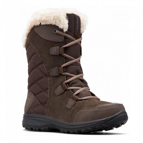 5☆大好評 ファッションブランド カジュアル ファッション スニーカー コロンビア COLUMBIA ウィンター ブーツ ICE 在庫あり WINTER II MAIDEN CORDOVAN BOOTS WATERPROOF
