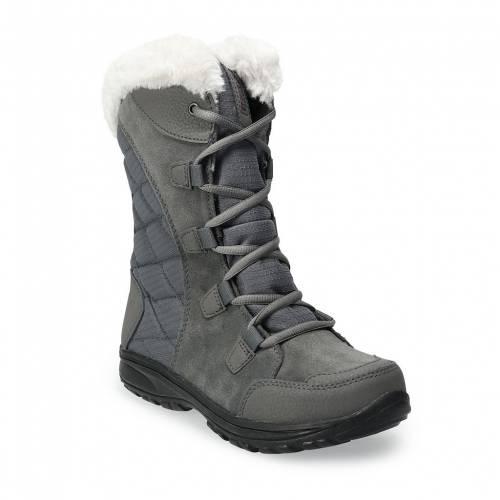 ファッションブランド カジュアル 全品送料無料 ファッション スニーカー コロンビア COLUMBIA ウィンター ブーツ BOOTS ICE WATERPROOF 国内送料無料 II SHALE WINTER MAIDEN
