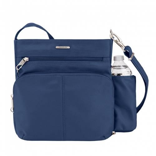 ファッションブランド カジュアル ファッション 35%OFF アクセサリー TRAVELON クラシック 予約販売品 ANTITHEFT MIDNIGHT バッグ クロスボディーバッグ CLASSIC