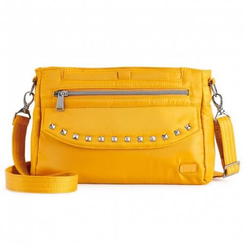 ファッションブランド カジュアル ファッション アクセサリー LUG 贈物 バッグ 黄色 YELLOW 売買 PACER AMBER イエロー 2 クロスボディーバッグ