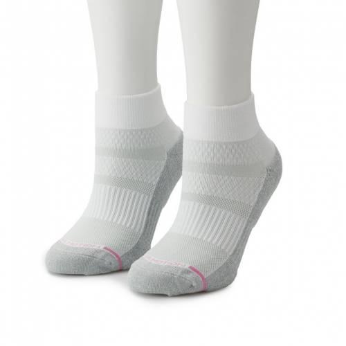 ファッションブランド カジュアル ファッション ソックス DR. MOTION コンプレッション 靴下 白色 ホワイト EVERYDAY WHITE SOCKS レッグ ナイトウエア QUARTER レディース アウトレット☆送料無料 COMPRESSION インナー お値打ち価格で 下着 下