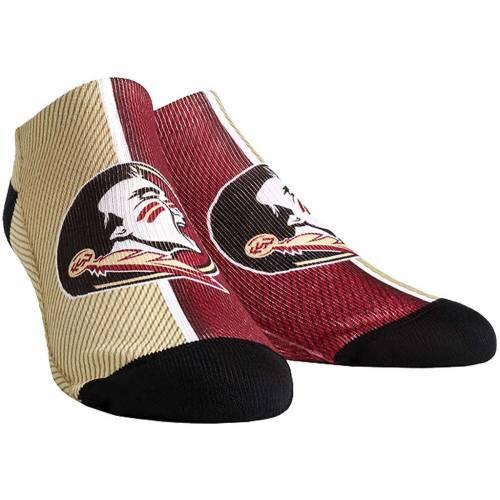 ファッションブランド カジュアル ファッション ソックス UNBRANDED フロリダ スケートボード セミノールズ ついに入荷 スピード対応 全国送料無料 キャンパス ストライプ 靴下 フロリダステイト STATE ナイトウエア 下着 SOCKS 下 MULTI STRIPE CAMPUS ANKLE レ インナー レディース FSU