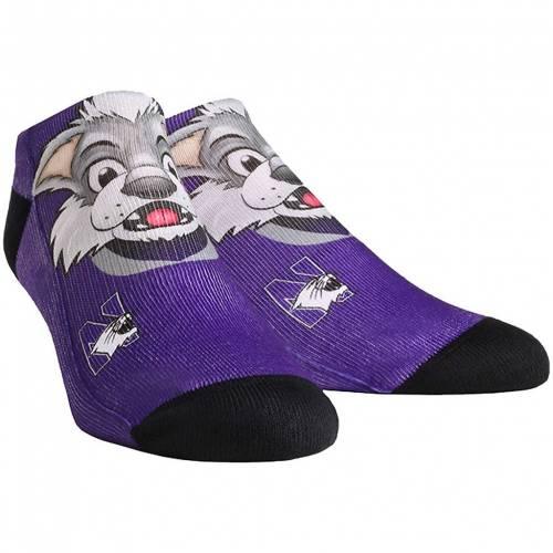 ファッションブランド 爆売り 訳あり商品 カジュアル ファッション UNBRANDED 子供用 ノースウェスタン ワイルドキャッツ 靴下 YOUTH NWT キッズ ベビー ANKLE マタニティ SOCKS MASCOT MULTI 下