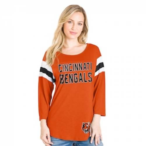 ニューエラ NEW ERA カロライナ パンサーズ 橙 オレンジ 【 NFL ORANGE NEW ERA CAROLINA PANTHERS TOP BNG 】 レディースファッション トップス Tシャツ カットソー