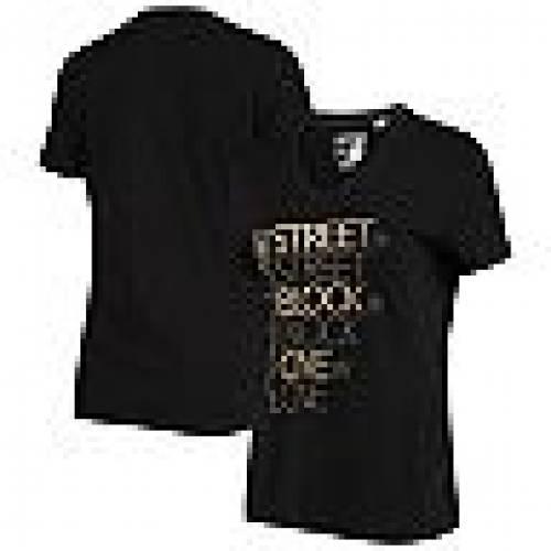 FANATICS 黒 ブラック ストリート Tシャツ 【 BLACK STREET FANATICS BRANDED LAFC X TSHIRT LFC 】 レディースファッション トップス Tシャツ カットソー