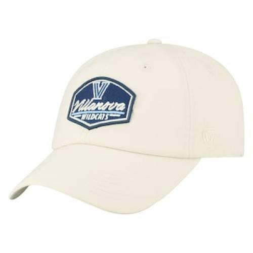 トップオブザワールド TOP OF THE WORLD ヴィラノーバ ワイルドキャッツ キャップ キャップ 帽子 ベージュ 【 TOP OF THE WORLD ADULT ONWARD CAP VIL BEIGE 】 バッグ キャップ 帽子 メンズキャップ 帽