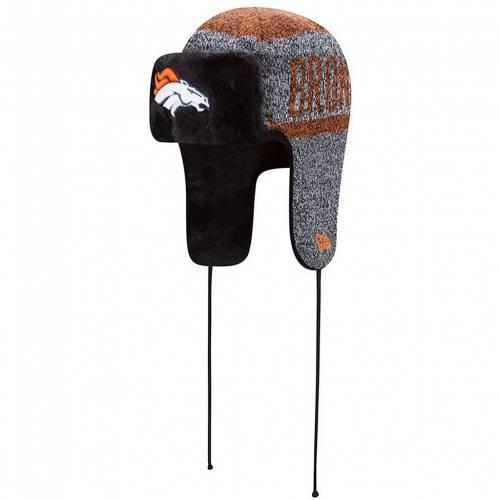【10%OFF】 ニューエラ NEW HAT ERA エラ ニット ヘザー 灰色 グレー グレイ GREY デンバー ブロンコス ニット ニューエラ【 HEATHER GRAY FROSTWORK TRAPPER KNIT HAT DEN GREY】 バッグ キャップ 帽子 メンズキャップ 帽子, くらし屋:c5a8cc5e --- kanvasma.com
