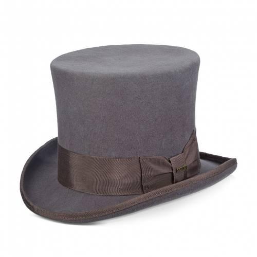 ファッションブランド カジュアル ファッション スカラ SCALA 灰色 グレー 卸売り グレイ GRAY バッグ メーカー直売 HAT WOOL 帽子 キャップ メンズキャップ TOP FELT