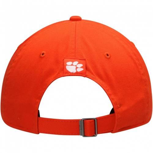 ナイキ NIKE 橙 オレンジ クレムソン タイガース パフォーマンス 【 ORANGE NIKE HERITAGE 86 ARCH ADJUSTABLE PERFORMANCE HAT CLM 】 バッグ    キャップ 帽子 メンズキャップ 帽子