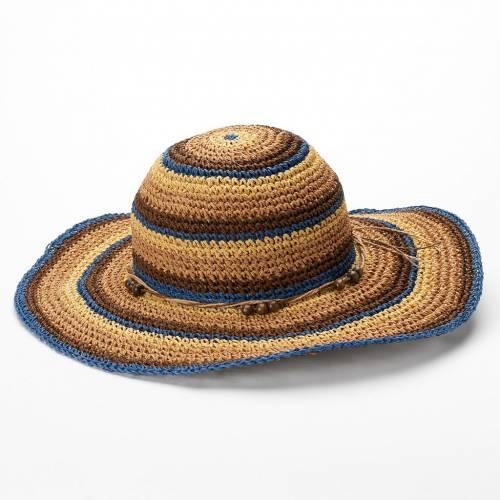 ファッションブランド カジュアル ファッション PETER GRIMM 茶色 ブラウン CHRISTI 帽子 BROWN キャップ HAT バッグ 訳あり レディースキャップ 大注目 FLOPPY
