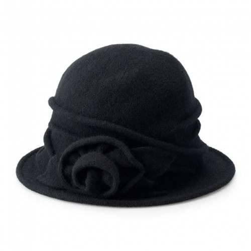 ランキング第1位 スカラ SCALA 黒色 CLOCHE 帽子 ブラック【 帽子 SCALA PACKABLE BOILED WOOL FLOWER CLOCHE HAT BLACK】 バッグ キャップ 帽子 レディースキャップ 帽子, PROJECT CORE:50ee4e42 --- kanvasma.com