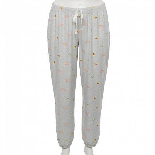 ファッションブランド カジュアル ファッション ズボン ボトムス 灰色 グレー グレイ 特別セール品 ジュニア 人気 おすすめ キッズ BOTTOM PAJAMA PLUS BANDED PANTS SIZE FRUIT GRAY SO
