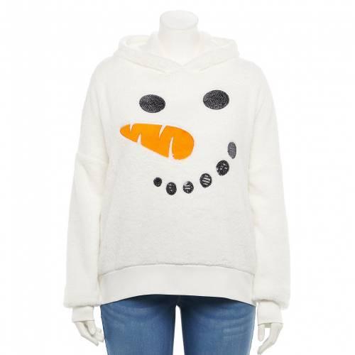 <title>開催中 ファッションブランド カジュアル ファッション HYBRID ハイブリッド フーディー パーカー ジュニア キッズ PLUS SIZE SNOWMAN SHERPA HOODIE</title>