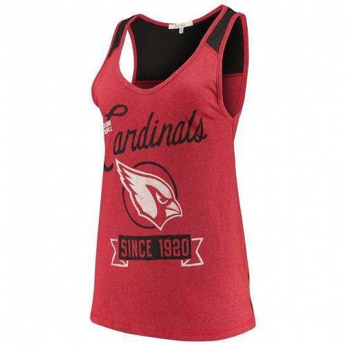 毎日続々入荷 ファッションブランド カジュアル ファッション タンクトップ UNBRANDED カーディナル アリゾナ カーディナルス メーカー在庫限り品 サイドライン 赤 レッド トップス CARDINAL タンクト ACR SIDELINE レディースファッション カージナルス RED JUNK FOOD