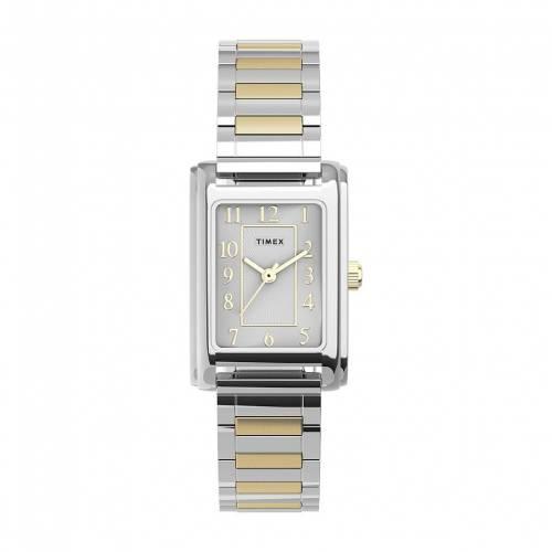 ファッションブランド 激安価格と即納で通信販売 カジュアル ファッション ウォッチ タイメックス TIMEX 時計 WATCH TONE 出群 MERIDEN BAND EXPANSION TWO レディース腕時計 腕時計 TW2U44200JT