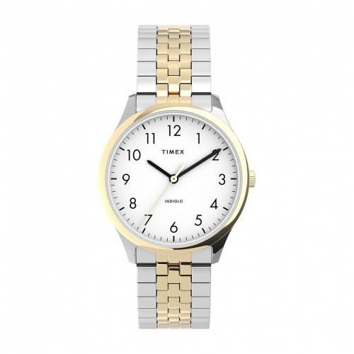 ☆新作入荷☆新品 ファッションブランド カジュアル ファッション ウォッチ タイメックス TIMEX 時計 WATCH TWO 腕時計 TW2U40400JT レディース腕時計 EASY TONE BAND EXPANSION 現品 READER