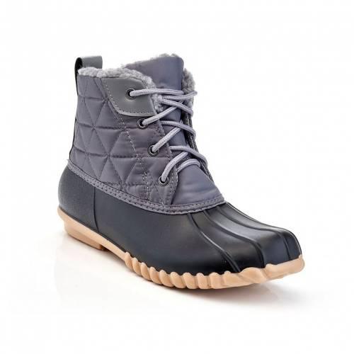 ファッションブランド カジュアル ファッション スニーカー HENRY FERRERA 推奨 ヘンリー ブーツ 黒色 安心の実績 高価 買取 強化中 ブラック グレイ グレー 灰色 MISSION126 BOOTS GRAY RAIN BLACK