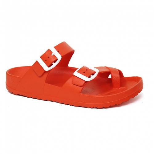 ファッションブランド カジュアル ファッション サンダル YOKI オークランド 橙 ORANGE オレンジ 06 《週末限定タイムセール》 OAKLAND 卓抜 SANDALS