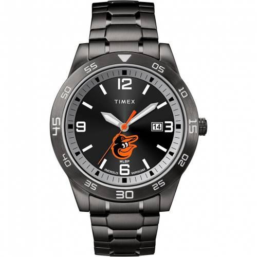 【★大感謝セール】 タイメックス TIMEX タイメックス ボルティモア オリオールズ ウォッチ 時計 ボルチモア 【 WATCH TIMEX ACCLAIM ORL MULTI 】 腕時計 メンズ腕時計, Acacian dbf145c2