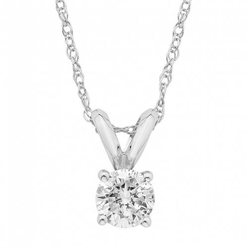 MADE FOR YOU 白色 ホワイト ゴールド ダイヤモンド T.W. 【 MADE FOR YOU 10K WHITE GOLD 1 4 CARAT IGL CERTIFIED LAB GROWN DIAMOND SOLITAIRE PENDANT WHGOLD 】