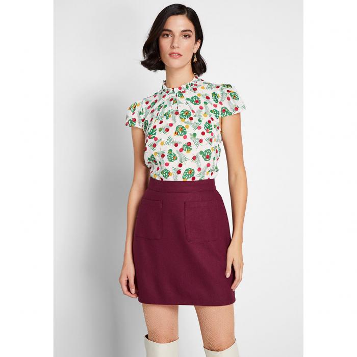 Urban Classics Ladies Velvet Short Kimono Tee T-Shirt Donna
