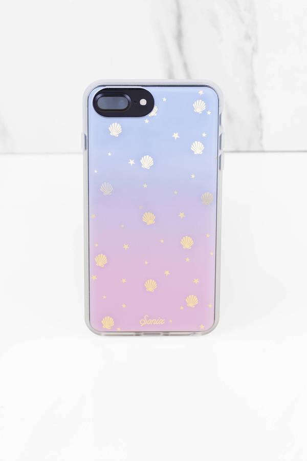 TOBI ドリーム ケース スマートフォン タブレット 携帯電話 アクセサリー 【 Sonix Mermaid Dream Iphone 7 Case 】 Multi
