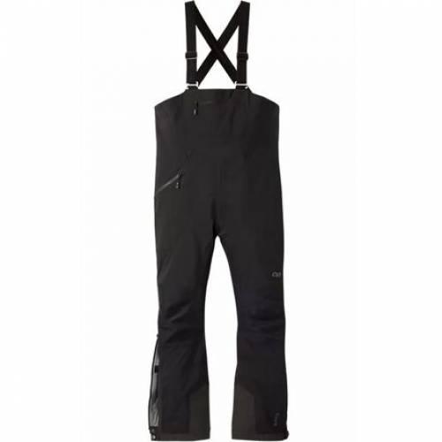 <title>ファッションブランド カジュアル 日本メーカー新品 ファッション パンツ アウトドアリサーチ OUTDOOR RESEARCH 黒色 ブラック ARCHANGEL BIB PANT BLACK メンズファッション ズボン</title>