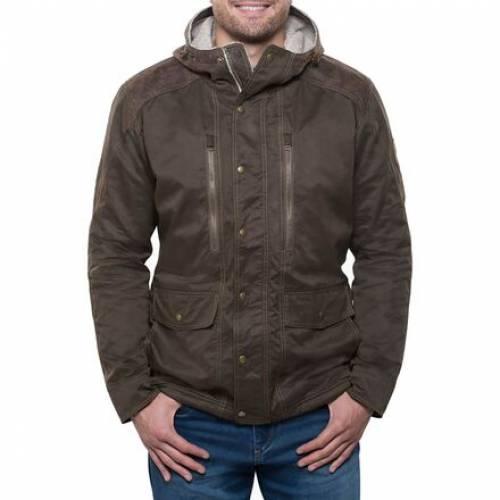 ファッションブランド カジュアル ファッション ジャケット 評判 パーカー ベスト クール メンズファッション オリーブ OLIVE KUHL ARKTIK コート JACKET オリジナル