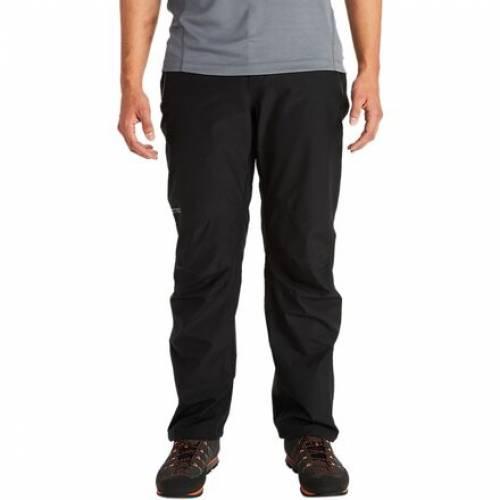 ファッションブランド カジュアル ファッション パンツ マーモット MARMOT 黒色 メンズファッション ズボン 特売 ブラック MINIMALIST 在庫限り PANT BLACK