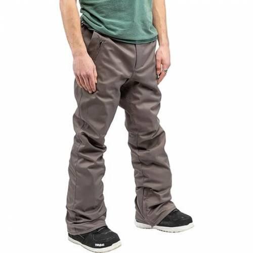 ファッションブランド カジュアル ファッション スーパーセール 3 11深夜2時迄 L1 サンダー パンツ PANT 即納最大半額 スポーツ 送料無料でお届けします ロングパンツ メンズ アウトドア THUNDER ウインタースポーツ スノーボード GUNMETAL