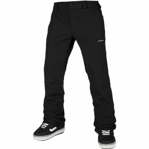 ファッションブランド カジュアル ファッション ボルコム VOLCOM パンツ 返品不可 黒色 ブラック KLOCKER メンズ アウトドア BLACK PANT TIGHT ウインタースポーツ ロングパンツ 限定特価 スポーツ スノーボード