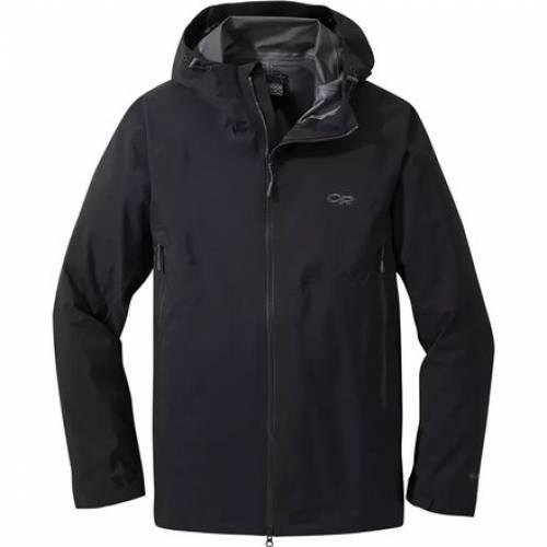 ファッションブランド カジュアル ファッション 店内限界値引き中 セルフラッピング無料 ジャケット パーカー 早割クーポン ベスト アウトドアリサーチ OUTDOOR メンズファッション コート BLACK ARCHANGEL 黒色 JACKET RESEARCH ブラック