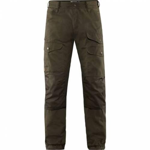 人気上昇中 ファッションブランド カジュアル ファッション パンツ フェールラーベン 売店 FJALLRAVEN プロ オリーブ VIDDA TROUSER DARK PRO ズボン LONG メンズファッション VENTILATED OLIVE