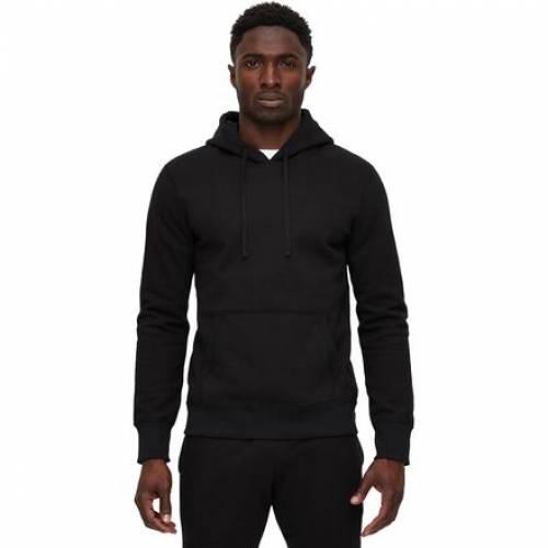 ファッションブランド カジュアル 返品交換不可 ファッション 全国一律送料無料 ジャケット パーカー ベスト レイニングチャンプ REIGNING フーディー BLACK ブラック CHAMP HEAVYWEIGHT トップス 黒色 メンズファッション