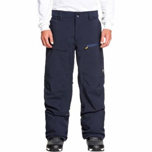 ファッションブランド カジュアル ファッション クイックシルバー 価格 パンツ 超特価SALE開催 紺色 ネイビー ブレイザー TR QUIKSILVER PANT メンズ BLAZER NAVY STRETCH